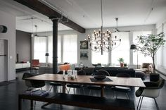 Designer Loft in NYC