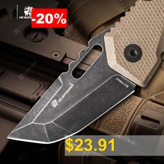 HX #OUTDOORS #Tactical #Folding #8RC14MOV #Blade #EDC #Knife #with #multi-function #Small #Pocket #Knives
