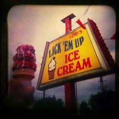 lick em up on Flickr - Photo Sharing! #signage