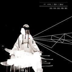 "DETHRONE - ""First Light / Last Light"" #graphic design #illustration #music #collage #sleeve"