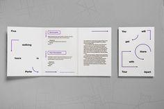 Epiforma #arrows #print #brochure