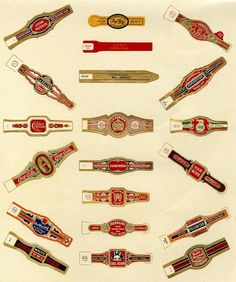 Cigar Bands Advertised Everything | Flickr - Photo Sharing!