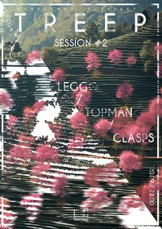 T R E E P #2 #leggo#poster #japan #music #blur