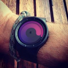 ZIIIRO Mercury Watch #watch #gadget