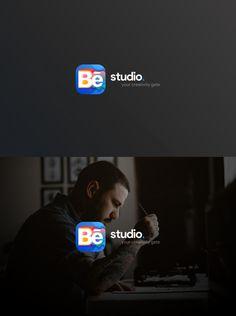Behance Studio — Branding UI/UX