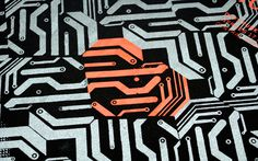 bynerve | Human Machine #punk #nerve #danielcantor #daft #poster