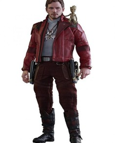 Star Lord Cosplay Leather Jacket (1)
