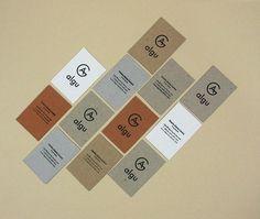 Cosas Visuales | Blog de diseño gráfico y comunicación visual #monogram #card