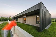 Black Box Single-Family House in Vilnius / PAO Architects