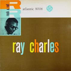 Ray Charles 1957 « ☮ldhippieяick's Jazz and Blues All Day #music #album #ray charles
