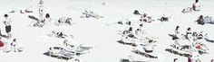 Fort Lauderdale by David Behar on Behance #white #david #florida #lauderdale #sand #fort #behar #beach