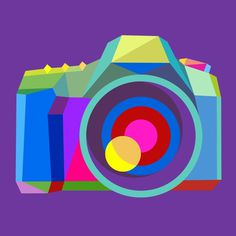 Avatars for The New Flickr on Behance #tsevis #flickr
