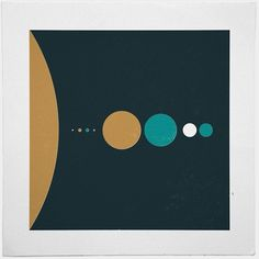Geometry Daily #system #planets #geometry #solar