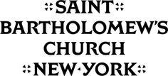 Jesse Ragan / St. Bart's #font #typography