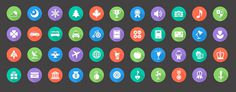 Universal Icon : Free Icon Set for Web and Mobile Project