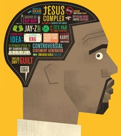 FFFFOUND! | kanye west | Tumblr #illustration