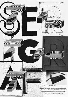 Serigraf2000 – Serigrafie für den Hausgebrauch / Diplomarbeit von Benjamin Kivikoski #black #poster