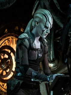 Sofia Boutella Star Trek Beyond Jaylah Leather Vest