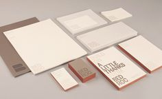 Perky Bros llc via www.mr cup.com #layout #design #stationary