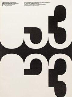 Typographische Monatsblätter (Issue 3) — André Gürtler + Bruno Pfäffli (1962) #grtler #bruno #issue #typographische #monatsbltter #1962 #pfffli #andr