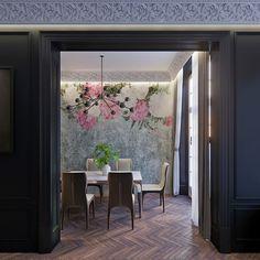 Maison Noire – Duplex Apartment for a French Family