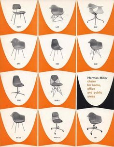 All sizes | eameschairs | Flickr - Photo Sharing! #eames #poster #chairs