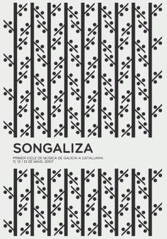 Lamosca . SonGaliza #design #graphic #illustration #poster #music #songaliza #lamosca
