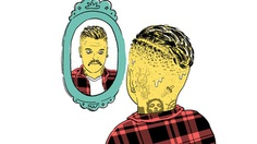 What Kind of Punk Dude Over 30 Are You? - Noisey (caricature)