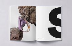 Magazine, editorial, typography, design, print