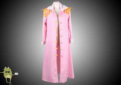 One Piece Cosplay Captain Tashigi Costume Marine Cape #tashigi #costume #piece #one