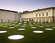 Staedel Museum extension by Schneider+Schumacher #circles