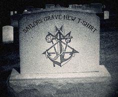 Posts « Weird Clothing Co. #sailor #anchor #grave #weird