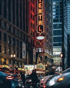 Stunning Urban Instagrams of Chicago by Zach Lipson