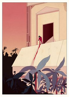 Various work 04 on Behance #illustration #kilian #eng #80s