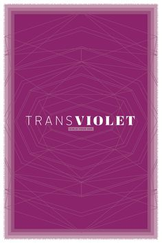 Music Poster design, band poster, modern graphic design poster, graphic design, poster, violet, transviolet, music, spotify