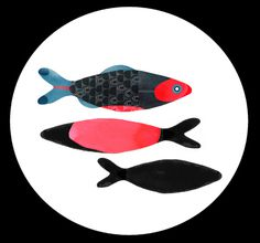 pisces on Behance #illustration