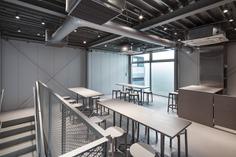 Kitchen Studio SUIBA by Schemata Architects
