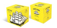 CUTTY SARK #packaging
