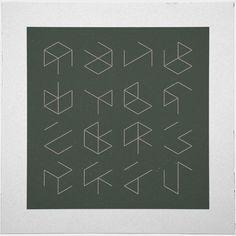 Geometry Daily #line #geometry #simplicity #geometric #simple #artwork #minimal #poster