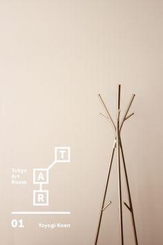 Tokyo Art Room #logo #design #identity #graphic