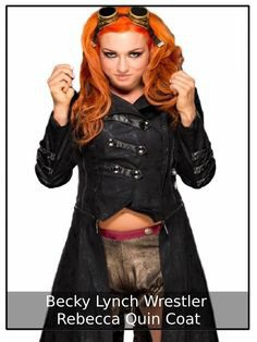 Becky Lynch turns 32 years old on Wednesday and seeing as how she has become the biggest star in pro wrestling. Gifting this Awesome Bomber Jacket to Her Fans is the Best. #HappyBirthdayBeckyLynch #BeckyLynch #BeckyLynchFans #QuinCoat #LeatherCoat #WWE #LeatherCoat #Wrestler #WomenWrestling