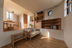 House in Takatsuki by Tato Architects