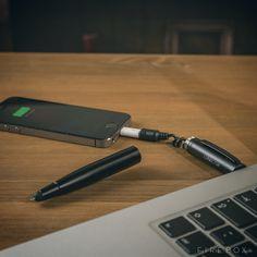 Connector Pen #tech #flow #gadget #gift #ideas #cool