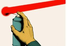 EIKNARF #spraycan
