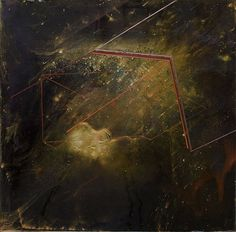 philiplavelle_03 #abstract #geometry #space #painting