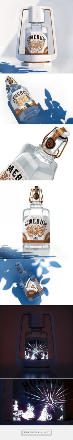 Homebush Gin (Concept) – #Photography