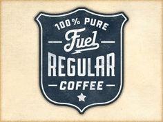 Dribbble - Fuel Regz Cut by Richie Stewart