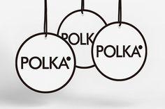 Varia — Design & photography related inspiration #white #branding #round #black #logo #brand #minimal #circle #polka