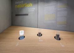 Exhibition Design: Progress Betonwelt on Behance