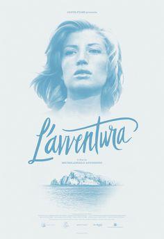L'avventura Poster #movie #poster #film